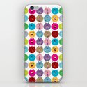 Cute bunnyballs iPhone & iPod Skin
