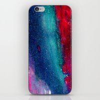 .Glitter Abstract. iPhone & iPod Skin