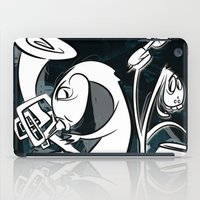 Music With Dinosaurs iPad Case