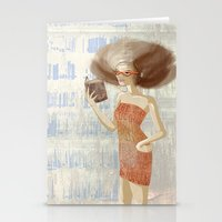 Librarian Stationery Cards