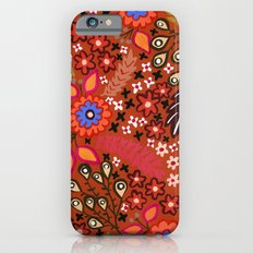 Fall Flowers iPhone 6s Slim Case