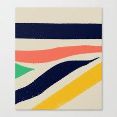 Born In The North — Matthew Korbel-Bowers Canvas Print