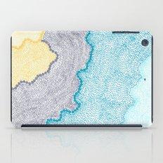 Color Waves iPad Case