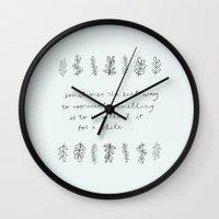 APPRECIATE Wall Clock