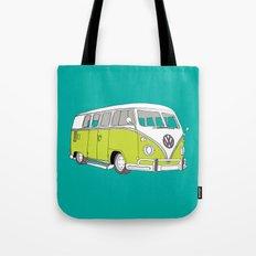 VW // VOLKSWAGEN CAMPER … Tote Bag