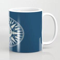 Sailors Compass Mug