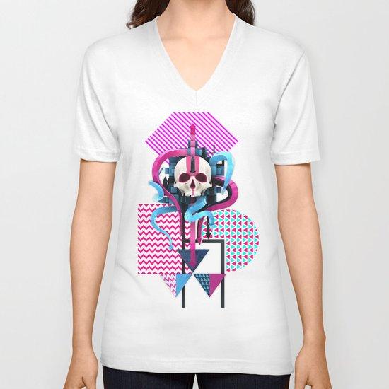 BeautifulDecay II V-neck T-shirt