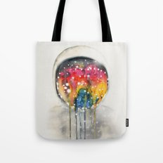 Somewhere in Space, I'm Dreaming Tote Bag