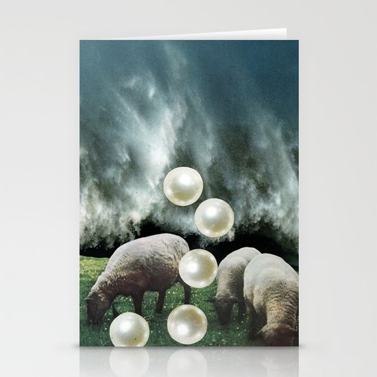 PEARLS Stationery Card