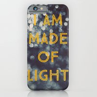 Made Of Light iPhone 6 Slim Case