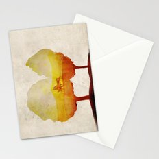 Trees of life Stationery Cards