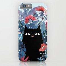 Popoki in Blue Slim Case iPhone 6s