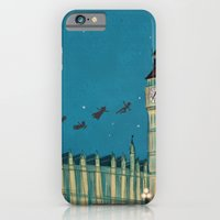 iPhone & iPod Case featuring The Flight by Quinn Shipton