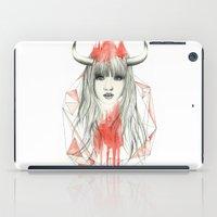 Zodiac - Taurus iPad Case