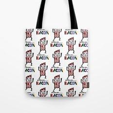 mmm bacon Tote Bag