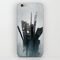 Pathfinder - Experimenta… iPhone & iPod Skin