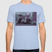 party animals Mens Fitted Tee Athletic Blue SMALL