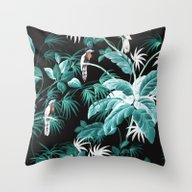 Birds-THE NATURE'S HEART… Throw Pillow