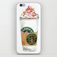 Starbucks iPhone & iPod Skin