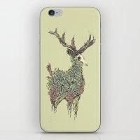 Beautiful Deer Old iPhone & iPod Skin