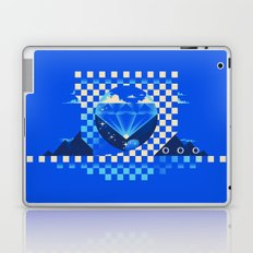 Chaos Emerald Laptop & iPad Skin