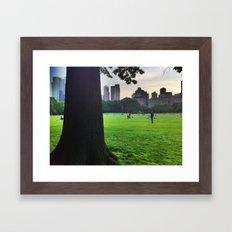 Trunk Framed Art Print