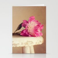 Peonie Stationery Cards