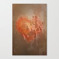 Wounds Canvas Print