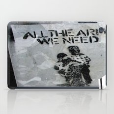 A Good Message iPad Case