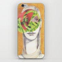 CIRJUDIAS Y FRESONES iPhone & iPod Skin