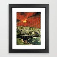 the love you love... Framed Art Print
