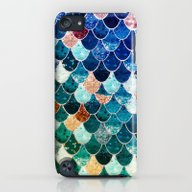 REALLY MERMAID TIFFANY iPod touch Slim Case