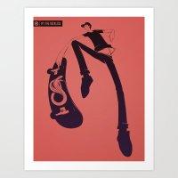 The Reckless Art Print