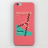 MOLECULE iPhone & iPod Skin