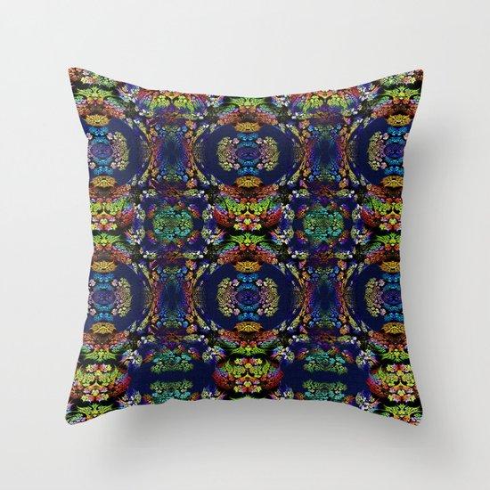 Texture 7 Throw Pillow