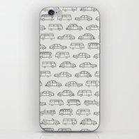 Volkswagens Everywhere iPhone & iPod Skin