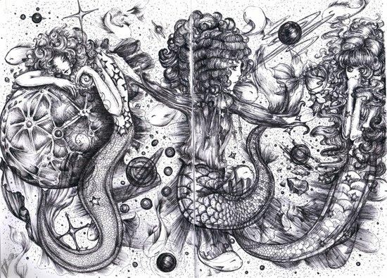 Transitioning Art Print