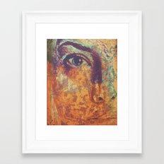 Mangroves People  Framed Art Print