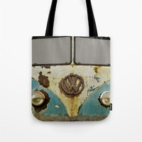 VW Rusty Tote Bag