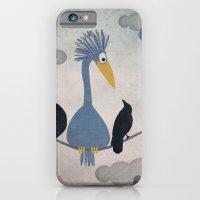 "iPhone & iPod Case featuring For ""The Birds"" by Robert Scheribel"