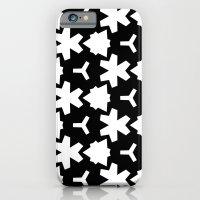 Weizigt Black & White iPhone 6 Slim Case