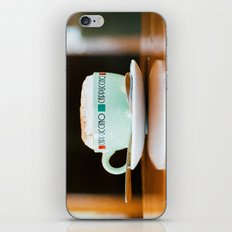 Capuccino iPhone & iPod Skin