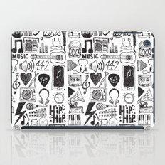 Music Doodles iPad Case