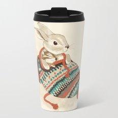 cozy chipmunk Travel Mug