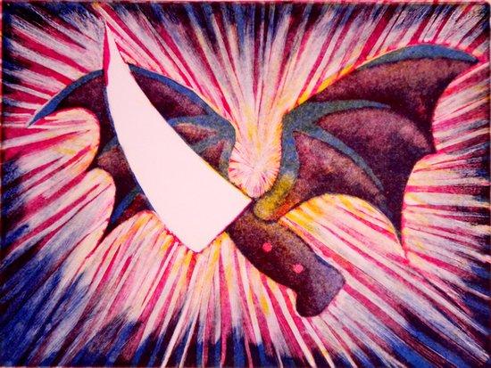 Slice Of Heaven Canvas Print