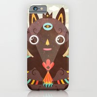 iPhone Cases featuring Over The Hill by Muxxi