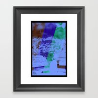 Workin' For The Weekend Framed Art Print