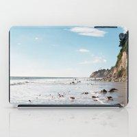 1000 Steps Beach iPad Case