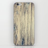 Wood Photography II iPhone & iPod Skin