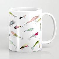 Fishing Baits Mug